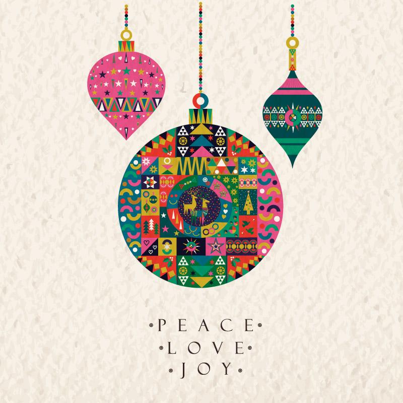 Peace... Love... Joy