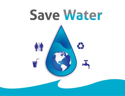 Saving Water!